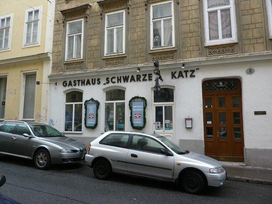 Gasthaus Schwarze Katz: Griechische Spezialitäten