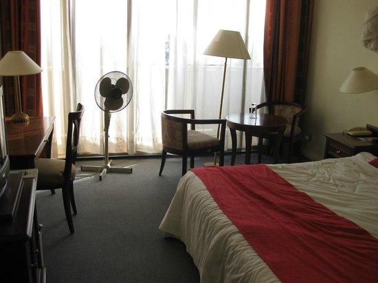 Marasa Umubano Hotel: 宿泊した部屋