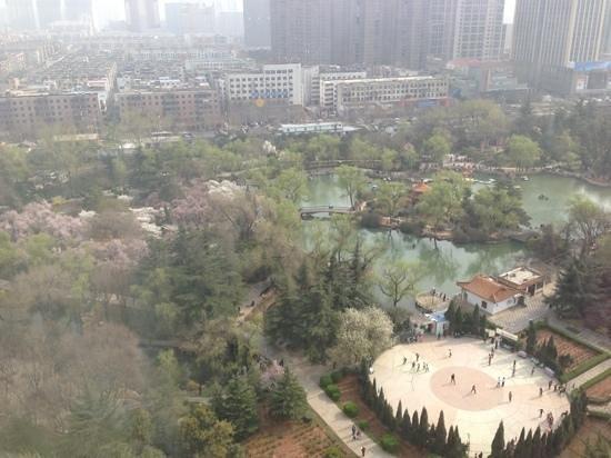 Xiyuan Park:                   park in Luoyang