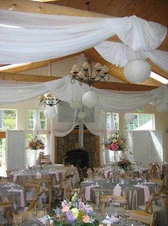 Meadow Creek Lodge: Event Center