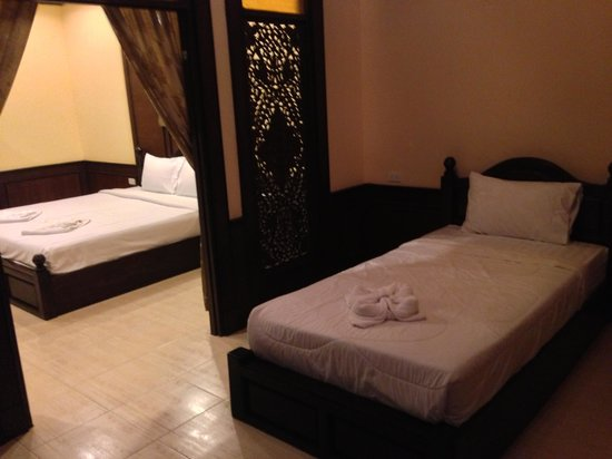 Grand Sea Resort : Grand Hill Triple Room