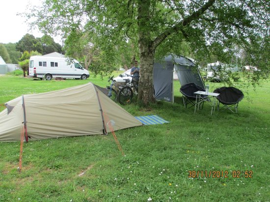 Weldborough Hotel: campsite 2