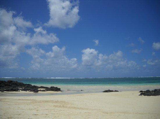 ลักซ์ เบลเล มาเร: spiaggia