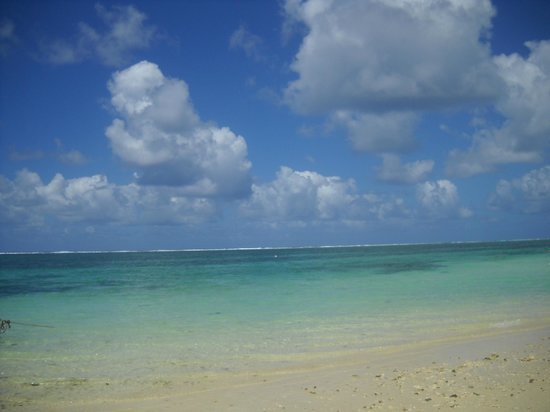 LUX* Belle Mare: spiaggia