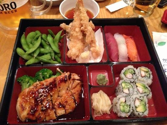Bento Box Restaurant Nyc