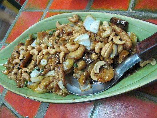 Secret Garden Chiang Mai: A déguster...