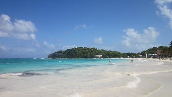 Grand Pineapple Beach Antigua: fabulous beach