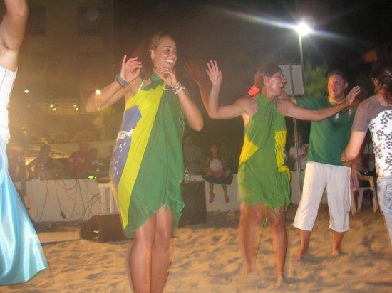 Hotel Biancaneve: Festa brasiliana... strepitoso
