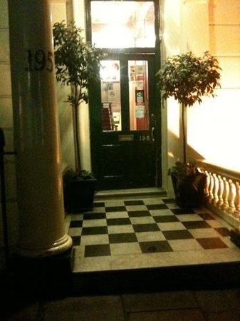 Rhodes Hotel: ingresso