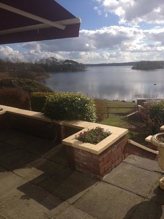 St Kyrans Country House & Restaurant: beautiful views