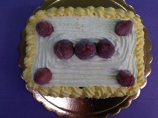 Le Delizie Dello Chef Jody: Torta alle fragole