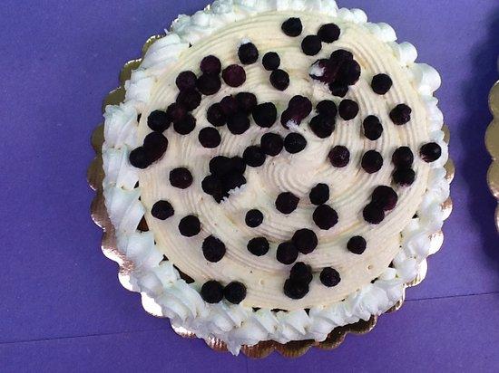 Le Delizie Dello Chef Jody: Torta di Mirtilli