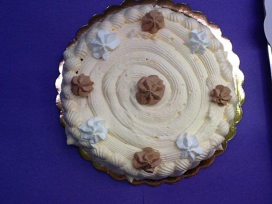 Le Delizie Dello Chef Jody: Torta zabaione e caffè