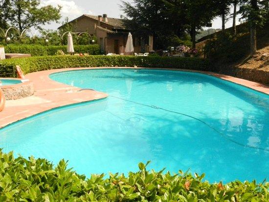 Hotel Prategiano - Maremma Toscana: Der Pool