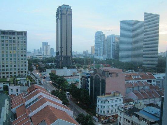 InterContinental Singapore: Room 13-05 View