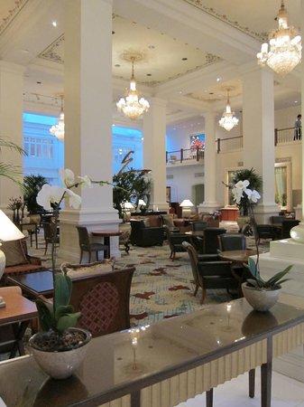 InterContinental Singapore: Lovely Lobby