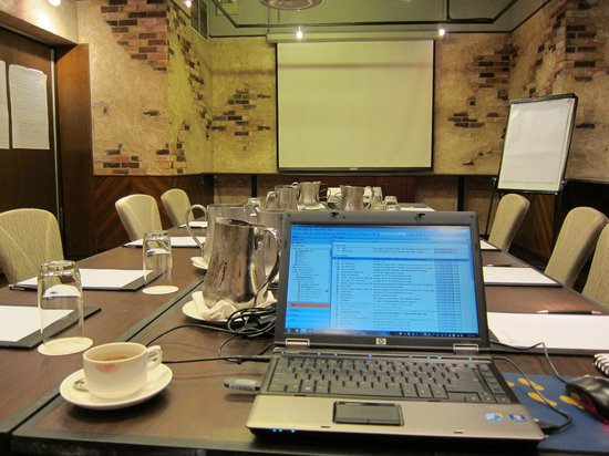 InterContinental Singapore: Vault I Mtg Room