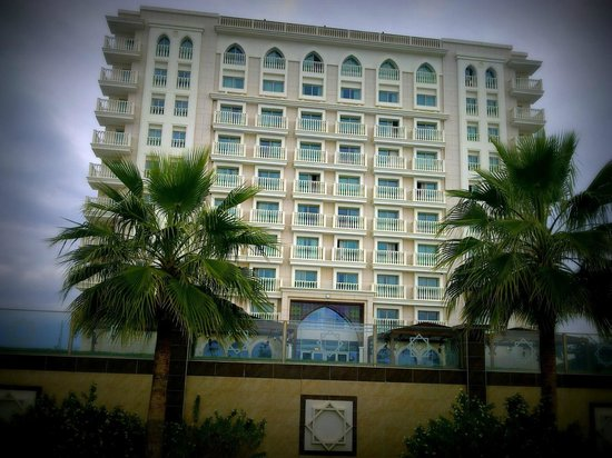 Crowne Plaza Hotel Antalya: Çok sevdiğim bir otel!