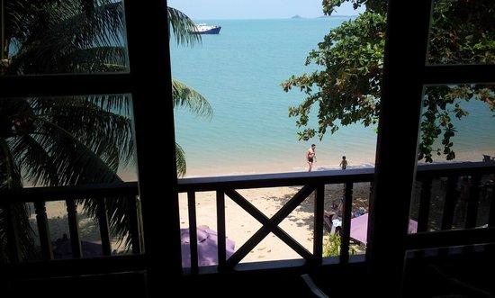 The Lodge: Balcony standard room