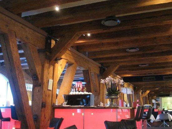 Copenhagen Admiral Hotel: Bar de l'hôtel