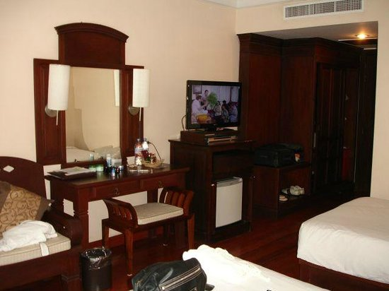 Prince D'Angkor Hotel & Spa: Room