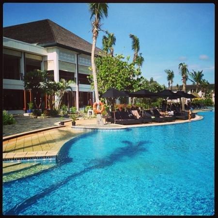 Sofitel Fiji Resort & Spa: Sofitel pool