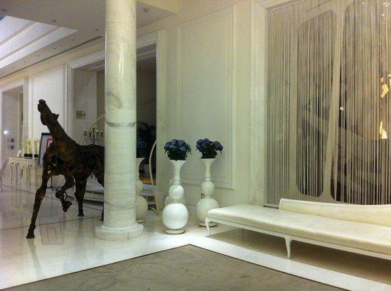 Boscolo Exedra Nice, Autograph Collection: Hall de réception de l'hôtel