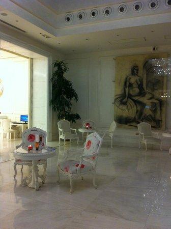 Boscolo Exedra Nice, Autograph Collection: Hall de l'hôtel