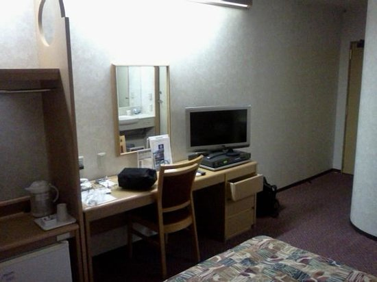 Vessel hotel Kurashiki: シングルルーム2