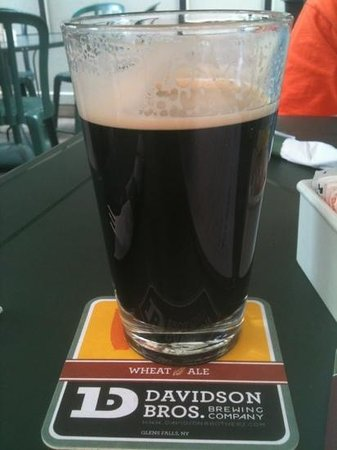 Davidson Brothers Brewing: a love affair wit oatmeal stout!