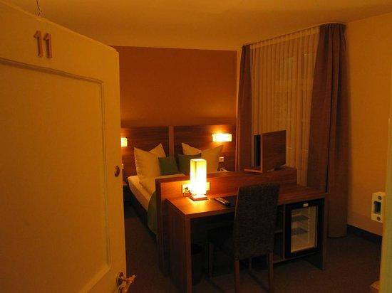 Hotel Adler: Doppelzimmer Standard