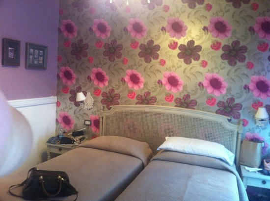 Hotel Beldes: cute rooms!