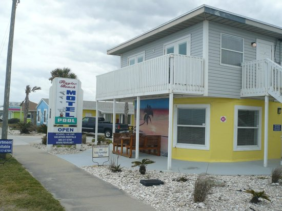Flagler Beach Motel: A1A Flagler Beach