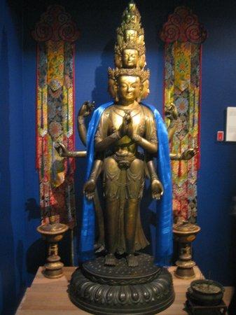 Wereldmuseum : Tibetian Deity