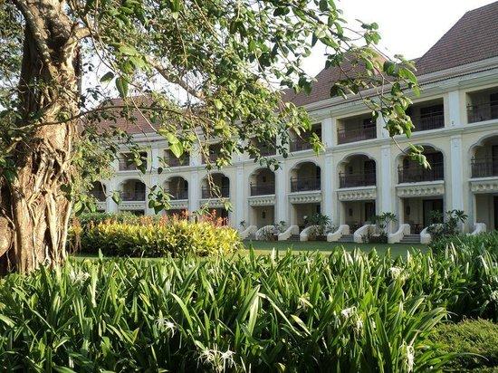 Grand Hyatt Goa: The rooms facing large gardens