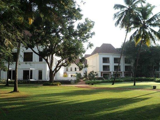 Grand Hyatt Goa: The morning sun doing its magic