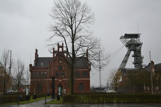 Dortmund, Jerman:                   On the territory of the Complex
