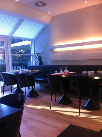 Mauritzhof Hotel Münster: breakfast venue