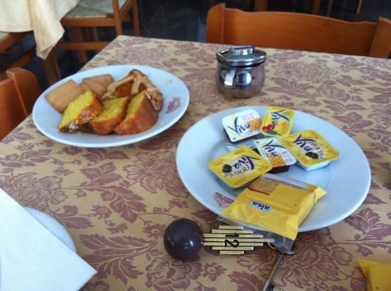 Albergo Paradiso : colazione