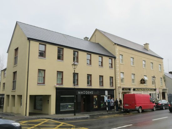 Clew Bay Hotel: Hotel