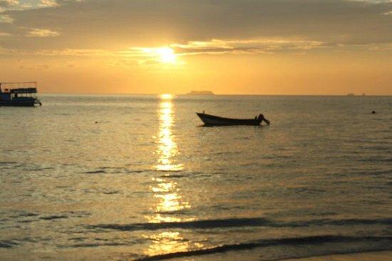 Long Beach Koh Lanta Sunset