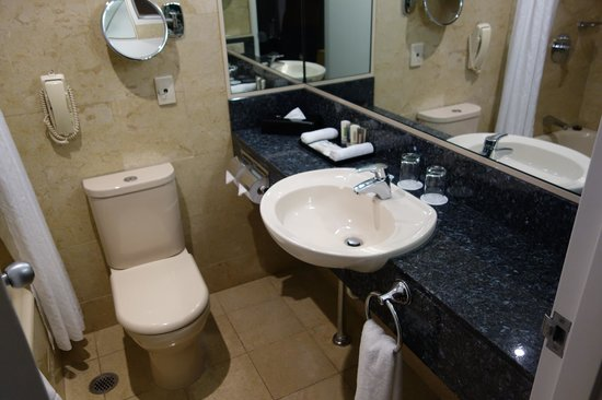 Crowne Plaza Hotel Coogee Beach - Sydney: Barhroom