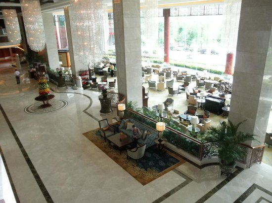 Shangri-La Hotel Guilin: Hall