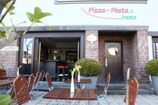 PizzaPasta e basta: Eingang