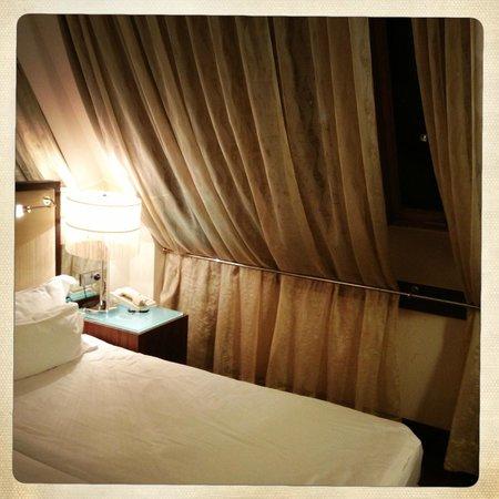 โรงแรมเรดิสันบลู อัลครอน ปราก: Castle View Suite
