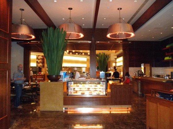Shangri-La Hotel Guilin: Entrada buffet