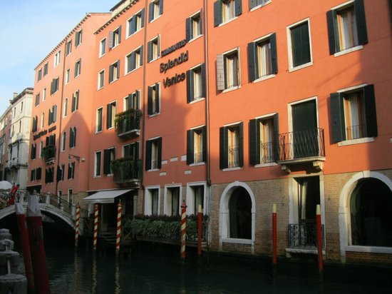 Starhotels Splendid Venice: Splendid Hotel - right on a canal