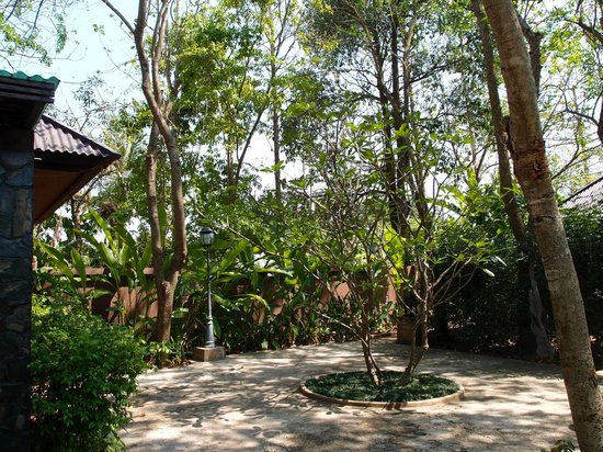 Baan Nam Ping Riverside Village: wonderful environment