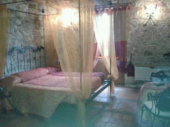 Villa Corte Degli Dei: camera superior