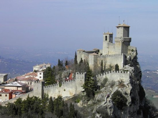 Grand Hotel Primavera: San Marino